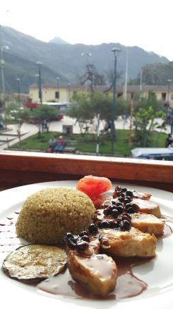 Koricancha Cafe