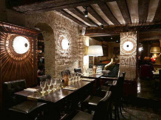 Restaurant Monteverdi Paris