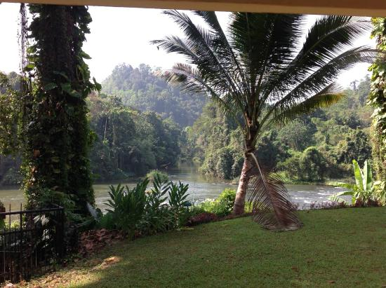 Kithulgala Rest House: View from room