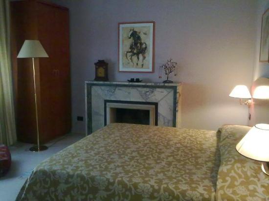 Firenze Hotel: Room