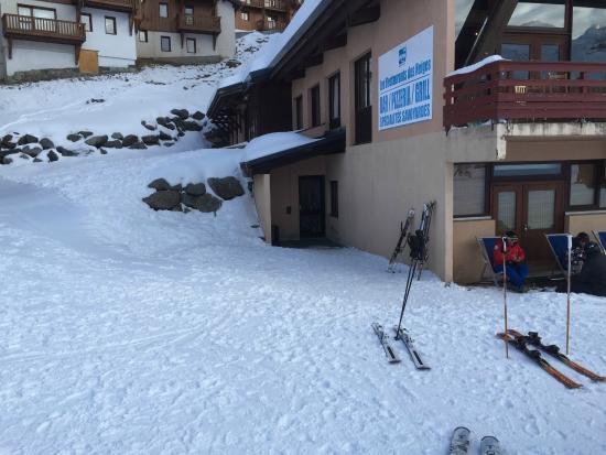 Hotel Club mmv Val Thorens - Les Neiges: sorti local à ski
