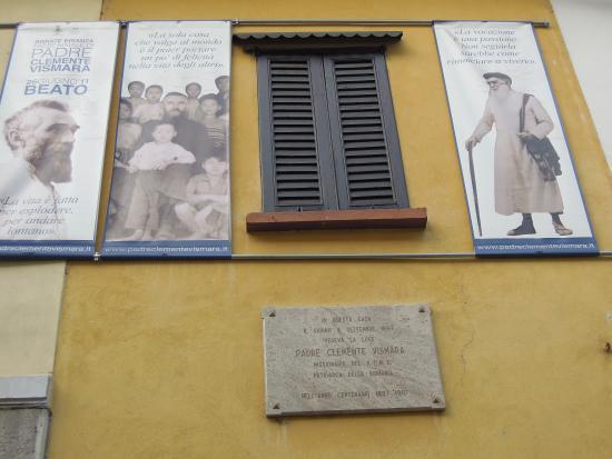 La Casa Natale di Padre Clemente