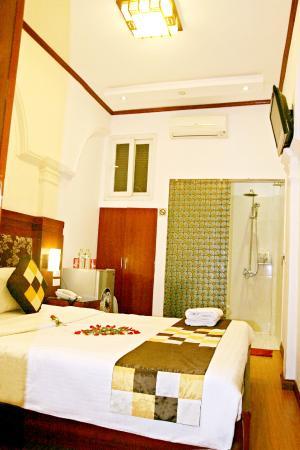 Hanoi Asia Guest House: Single Room