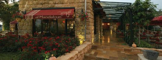 Al Mandaloun Cafe