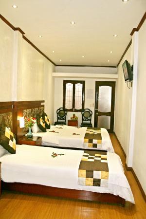 Hanoi Asia Guest House: Triple Room