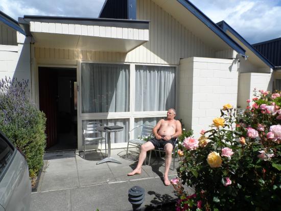 Diplomat Motel: Suntrap