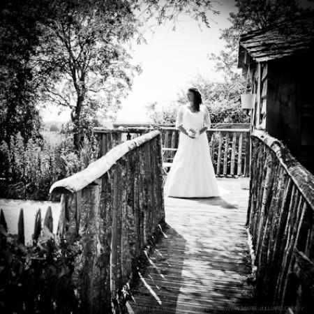 Family Ecolodge : la mariée est prête