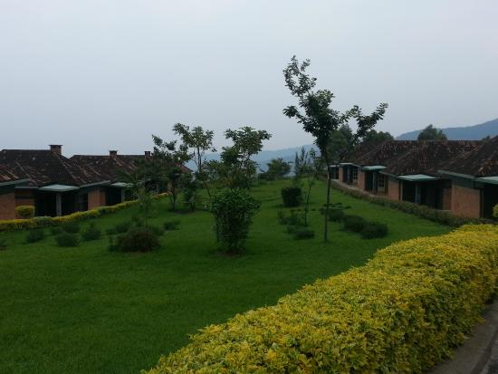 Nyungwe Top View Hill Hotel : Individual lodges