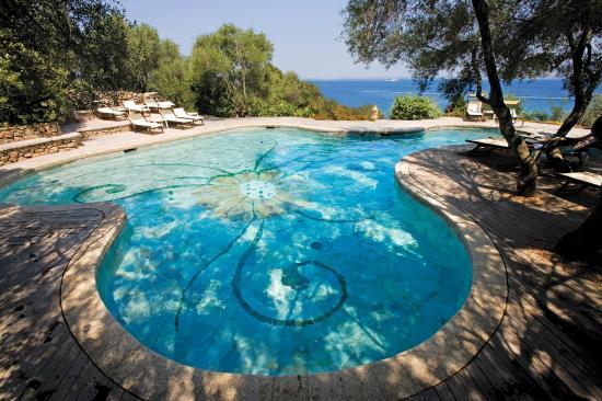 Hotel Capo D'Orso Thalasso & Spa: Piscina