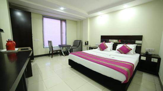 Hotel Raj Villa  New Delhi  India