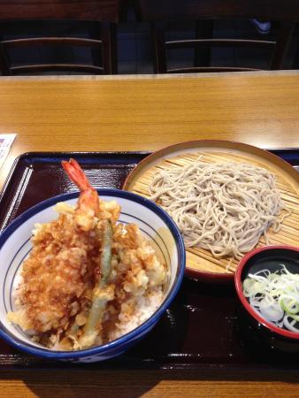 Tenpura Bowl Tenya Narimasu