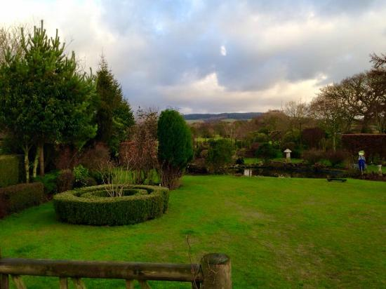 The Garden Cottage, : The stunning view from the cottage