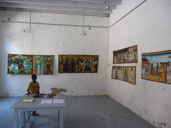 Galerie Éthiopiques