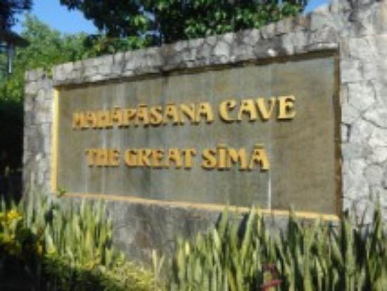 Mahapasana Cave