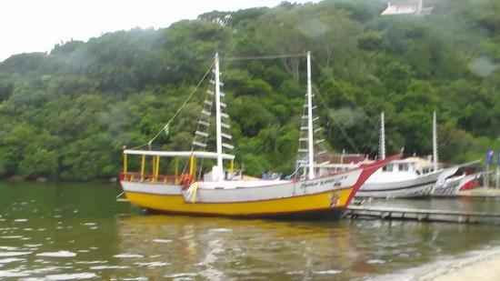 Ondanca Boat Trips: barco 1