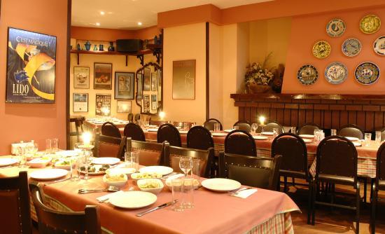 Galata Restaurant & Bar: Galata İç Resim
