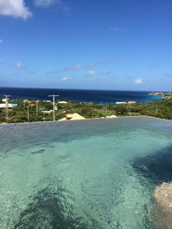 Punta West Bed & Breakfast Curacao: Pool