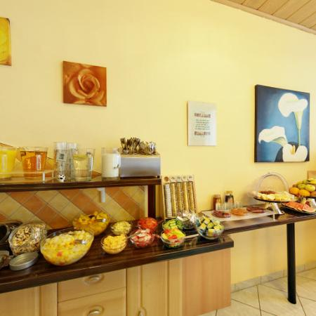 Hotel Franzenshof - brakfastroom