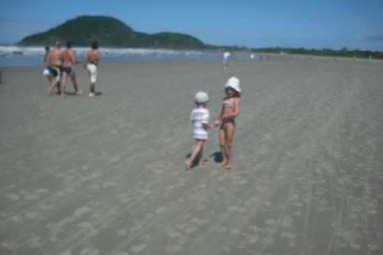 Ilhas de juquehy: praia
