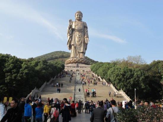 Lingshan Buddhist Scenic Spot