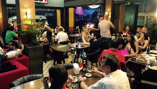 Cairo restaurant Samui