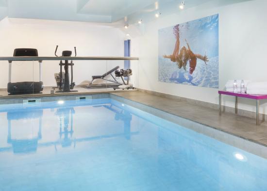 Lyric Hotel Paris : Spa & fitness area / espace spa & fitness