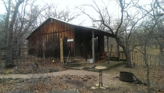 Star of Texas Bed & Breakfast: Sereen Cabin