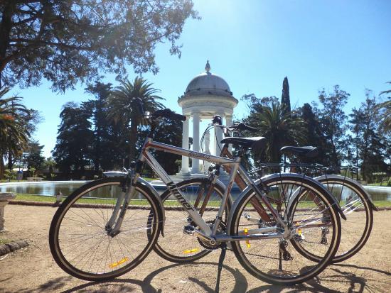 Hotel Ricadi: Paseo en Bici