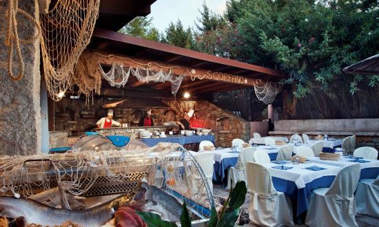 """Badesi, Italien: Ristorante """"Lo Scorfano"""""""