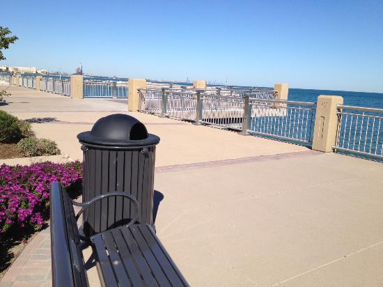 Whihala Beach Lakefront Walkway