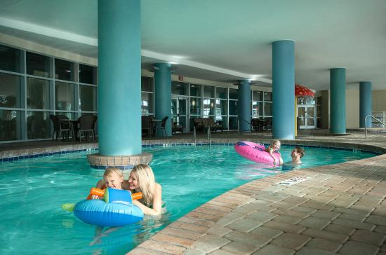 Bay View on the Boardwalk: Indoor Pool