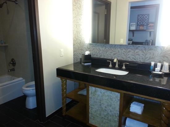 Wyndham Grand Orlando Resort Bonnet Creek: bathroom