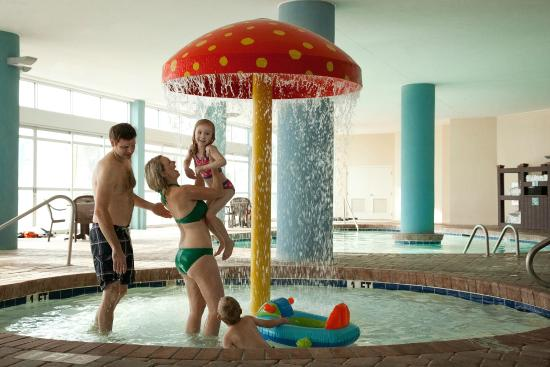 Bay View on the Boardwalk: Indoor Kiddi Pools