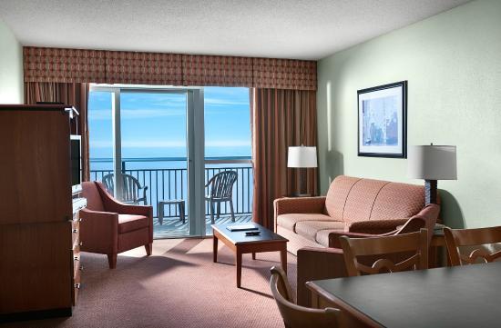 Bayview Hotel Rooms Myrtle Beach