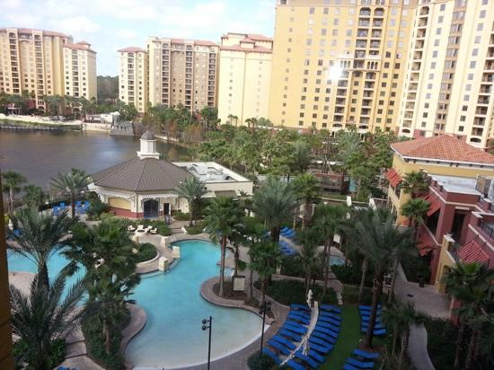 Wyndham Grand Orlando Resort Bonnet Creek: room with a view