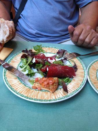 Villa Corleone: Это какая то вкусная закуска