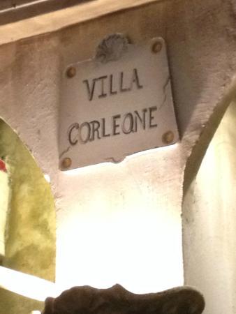 Villa Corleone: Наш любимый ресторан