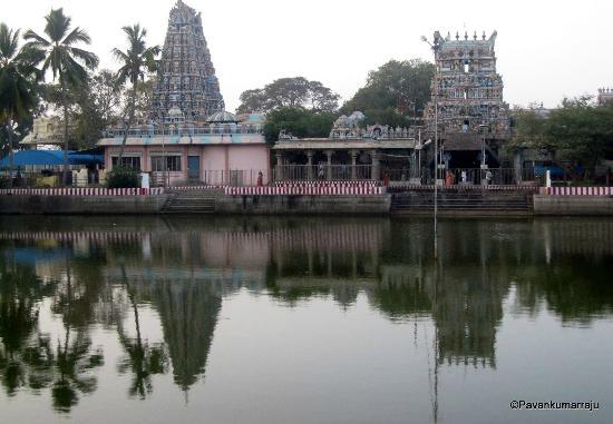Karaikudi, Inde : Pillayarpatti Karpaga Vinayagar Temple