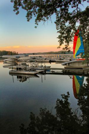 Ruttger's Bay Lake Lodge: Bay Lake
