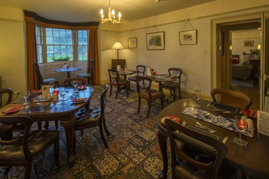 Arncliffe, UK: Residents dining room
