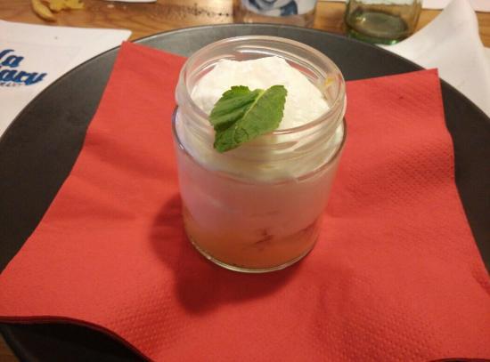 Crema de lim n con espuma de yogur muy rico picture of - Espuma de limon ...