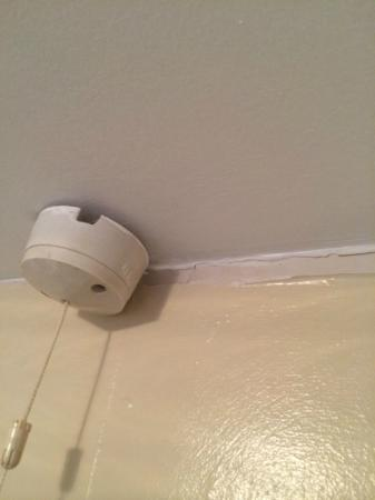 Parkdean Resorts Nodes Point Holiday Park Bathroom Light Switch Hanging From Ceiling
