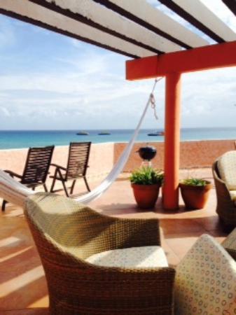 Luna Encantada Vacation Condos: D3 - Luna Encantada - rooftop patio