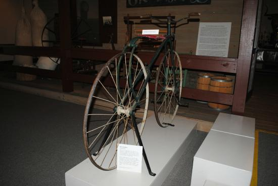The Heritage Society: Early Days Bicycle