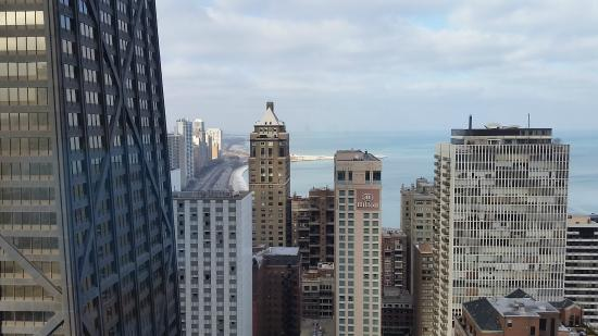 The Ritz-Carlton, Chicago: From our room