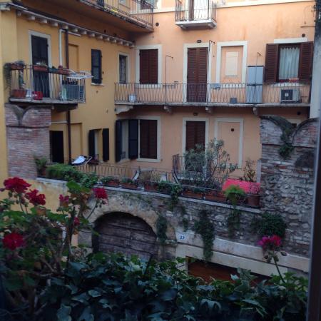 B&B A Casa di Luca: Vista dal balcone