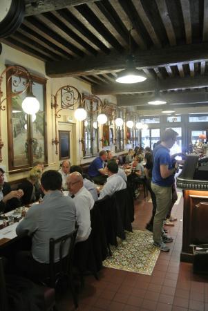 Brasserie Le Carnot: Interieur