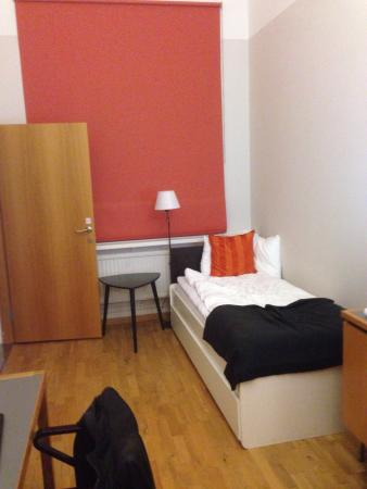 Dockyard Hotel: Sovrum