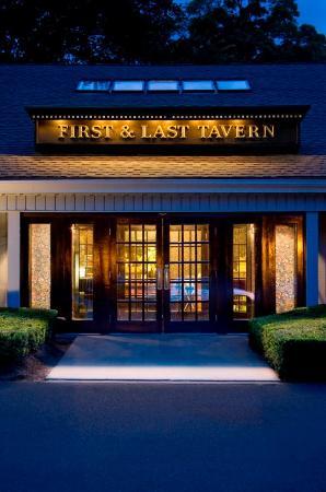 First & Last Tavern