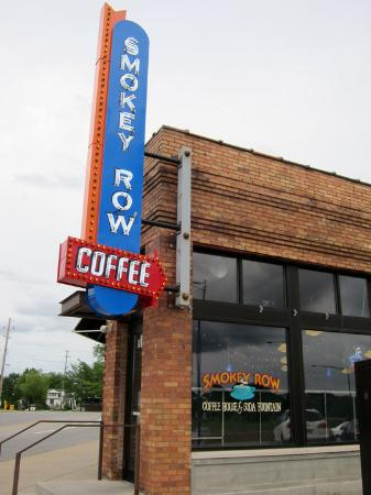 ‪Smokey Row Coffee Co.‬
